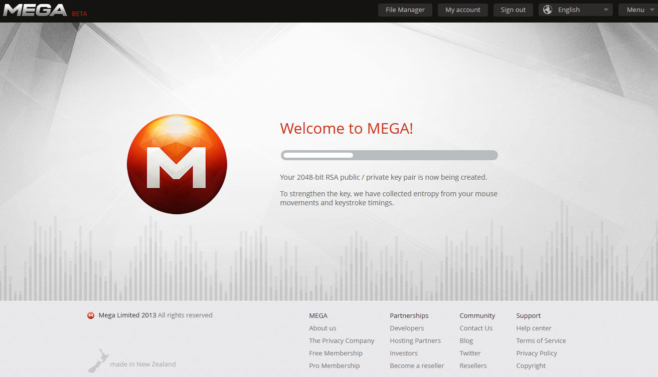 mega_key_generate